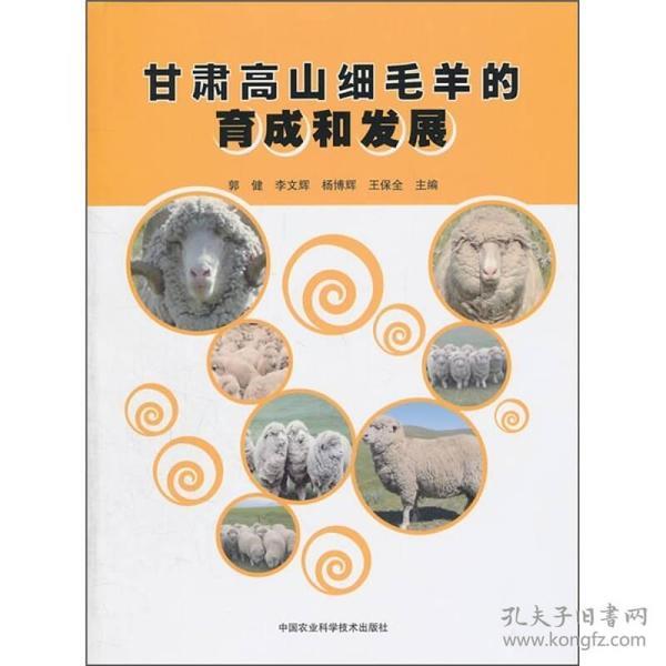 甘肃高山细毛羊的育成和发展