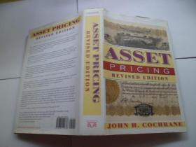 Asset Pricing(资产定价)【精装】