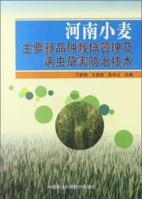 河南小麦主要新品种栽培管理及病虫草害防治技术