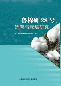 鲁棉研28号选育与栽培研究