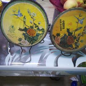 怀旧收藏保老保真 七八十年代镜子化妆镜