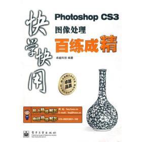 快学快用Photoshop CS3图像处理百练成精