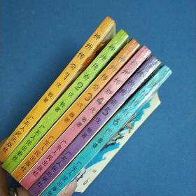 武侠小说-神州传奇-1~6册全--戊戟92年一版一印