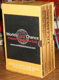 Worlds Last Chance (3册合售)