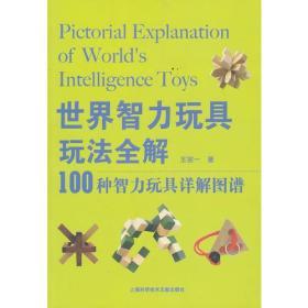 世界智力玩具玩法全解——100种智力玩具详解图谱