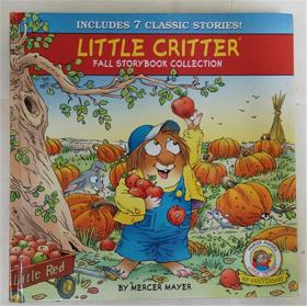 Little Critter Fall Storybook Collection 精装书  Little Critter秋季故事书集:7个经典故事