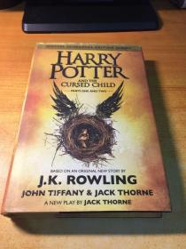 HARRY POTTER AND THE CURSED CHILD(原版英文)