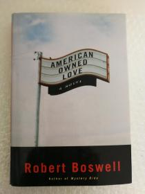 AMERICAN OWNED LOVE(毛边本)