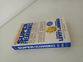 Super Freakonomics 超级魔鬼经济学