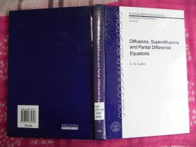 Diffusions, Superdiffusions and Partial Differential Equations 精装原版