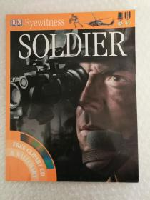 EYEWITNESS SOLDIER(附光盘)