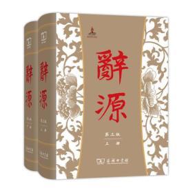 9787100114240辞源-(全两册)-第三版