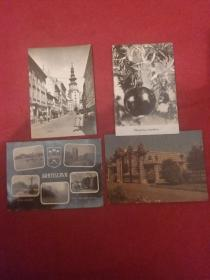 苏联明信片18张