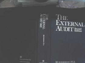 THE EXTERNAL AUDIT second edition(書邊微磨損)