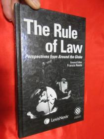 The Rule of Law perspectives from Around the Globe        (硬精装)         【详见图】
