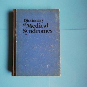 Dictionary of Medical Syndromes 综合病症辞典 英文原版
