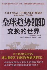 全球趨勢2030:變換的世界