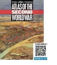 【包邮】1989年出版,泰晤士第二次世界大战地图集 Times Atlas of the Second World War,精装作者John Keegan