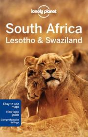 Lonely Planet South Africa, Lesotho & Swaziland 孤独星球:南非莱索托与斯威士兰