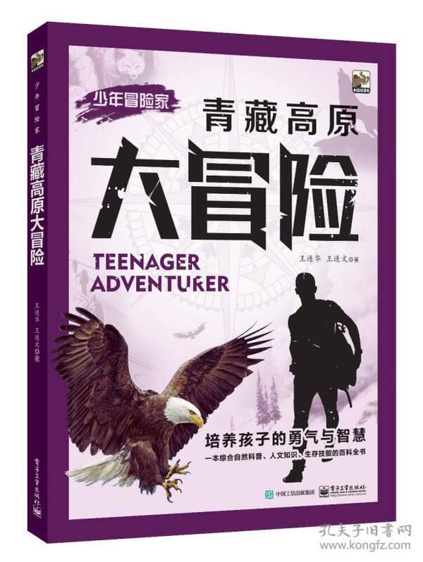 青藏高原大冒险