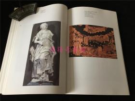 意大利原版旅游宗教艺术书《LA CERTOSA E IL MUSEO DI SAN MARTINO》。有彩色插图,纸质好。教堂壁画油画雕塑古迹等