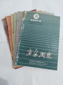 方志研究1987年全六期