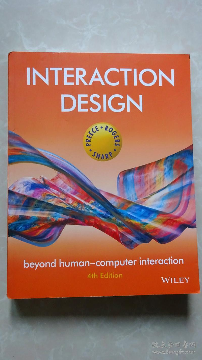 Interaction Design: Beyond Human-Computer Interaction正版