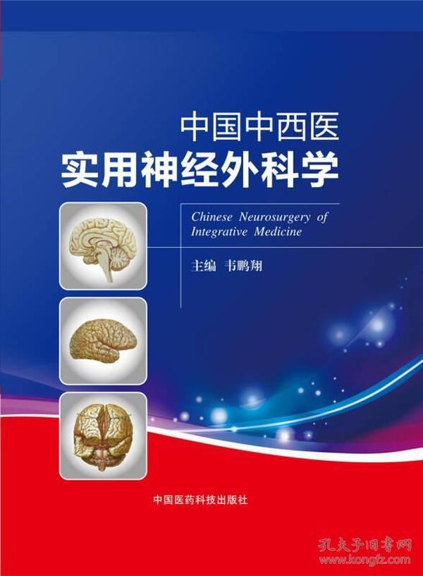 中国中西医实用神经外科学