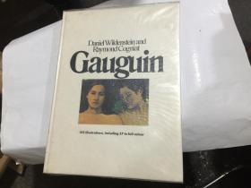 Gauguin高更1979年Daniel Wildenstein and Raymond Cogniat丹尼尔威尔德斯坦和雷蒙德Cogniat,英文版8开精装