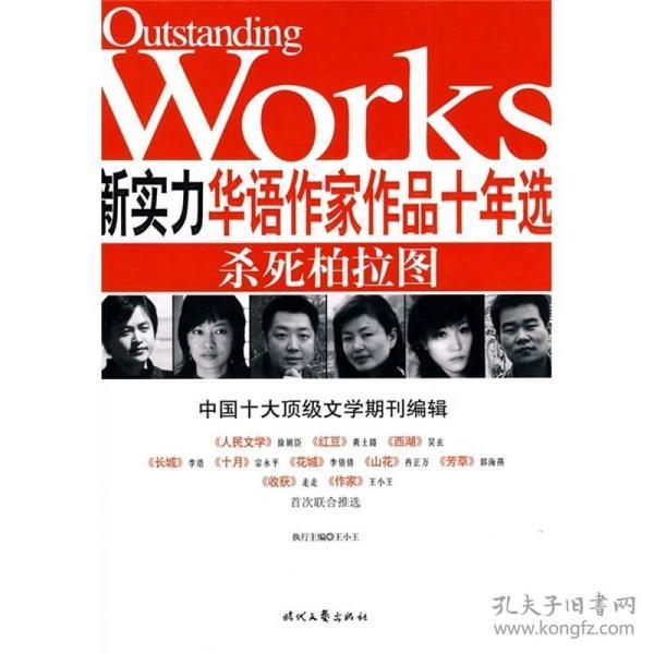 新实力华语作家作品十年选:杀死柏拉图