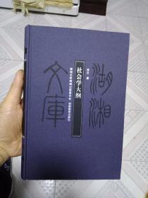 湖湘文库:社会学大纲  (全一册) 【16开精装95品如图