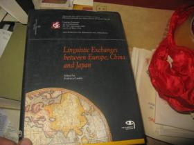 LINGUISTIC EXCHANGES BETWEEN EUROPE,  CHINA AND JAPAN