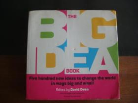 THE BIG IDEA BOOKS: Five hundred new ideas to change the world in ways big and small