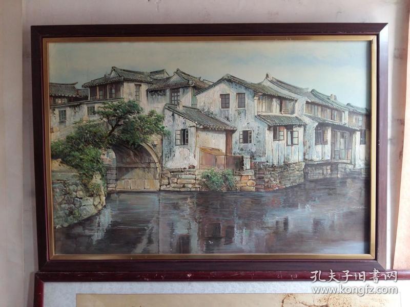 江南水乡系列之一。