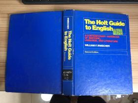 The Holt Guide to English (霍尔特英语指南)【16开精装厚册】