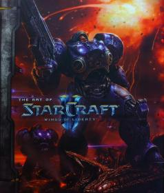 The Art Of Starcraft: Wings Of Liberty