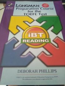 Longman Preparation Course for the TOEFL Test: iBT Reading [With CDROM and Answer Key](无光盘)