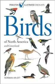 Birds of North America and Greenland 北美及格陵兰观鸟手册