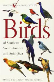 Birds of Southern South America and Antarctica 南美洲南部和南极洲观鸟手册