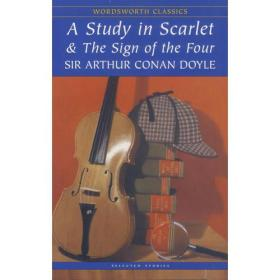9781840224115A Study in Scarlet & The Sign of the Four