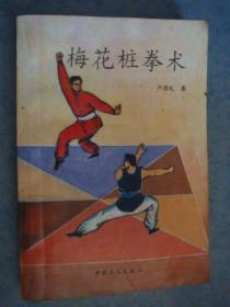 《梅花桩拳术》卢恭礼著 中国工人出版社 1993年1版1印 私藏 书品如图