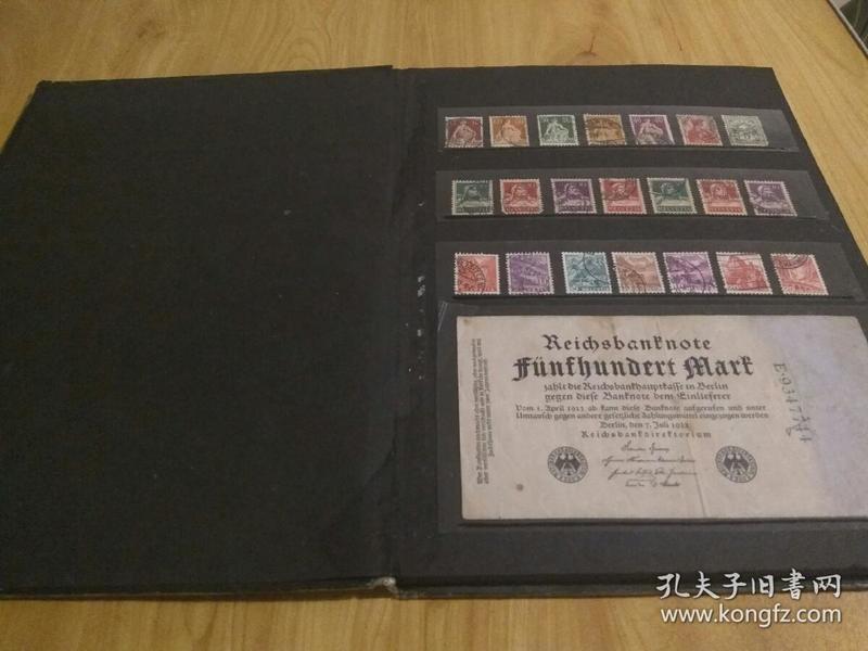 外国早期邮票一堆打折处理