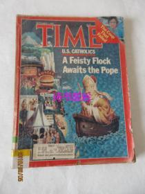 Time(时代):1987年9月4本及10月1本(共5本)