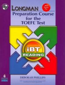 Longman Preparation Course for the TOEFL Test: iBT Reading [With CDROM and Answer Key]