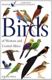 Birds of Western and Central Africa 西非与中非观鸟手册