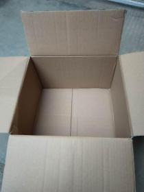 二手 纸箱子 33*36 每只