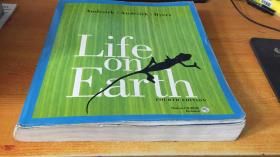 Life on Earth [OURTH EDITION ]地球上的生命  (含光盘)