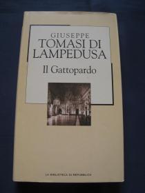 Il Gattopardo  精装本 2002年意大利出版 意大利语原版