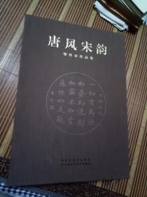 唐风宋韵——邹传安作品集(8开布面精装巨册)