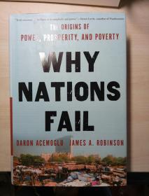 Why Nations Fail (精装毛边本)